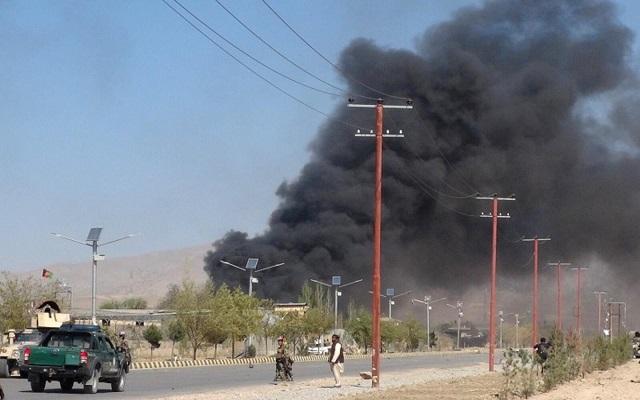3  قتلى و إصابة 20 طفلا بتفجير شاحنة مفخخة في أفغانستان