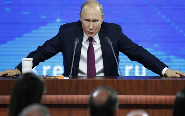 بوتين يُبرئ ذمة إيران من الهجوم على السعودية