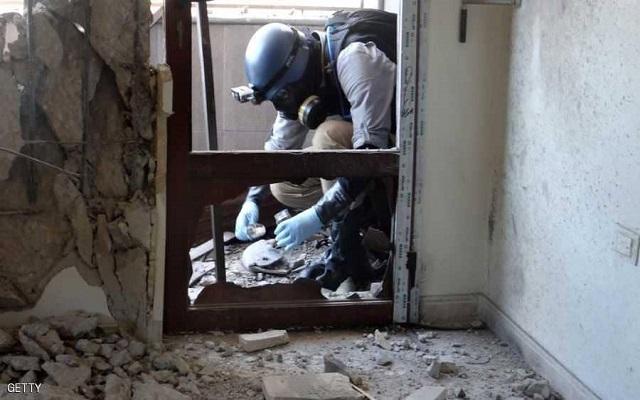 هجوم كيميائي مرتقب في شمال شرق سوريا