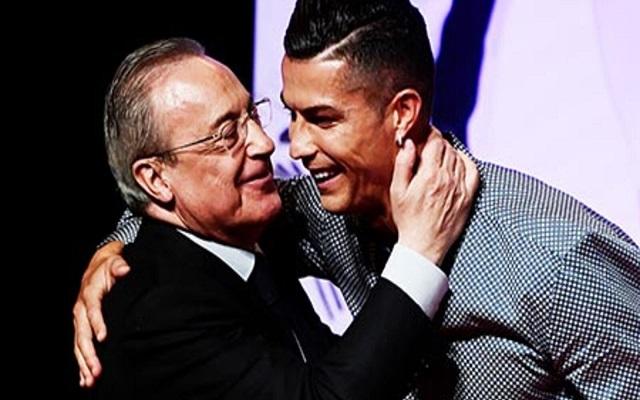 هل سيعيد بيريز رونالدو لريال مدريد...