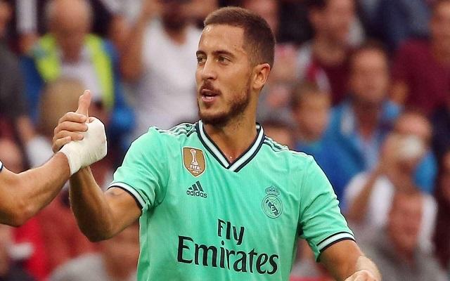 جماهير ريال مدريد تعول على إيدين هازارد...