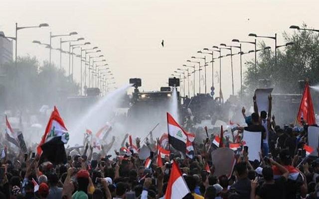 مقتل متظاهرين اثنين ببغداد لترتفع الحصيلة إلى 150 قتيل