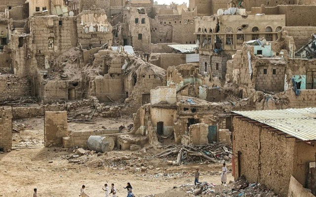 20 مليون يمني يفتقرون الرعاية الصحية