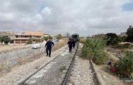 قطار لنقل المسافرين يدهس شابا بسيدي بلعباس