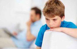 كيف يؤثر انشغال الأب على الأطفال...؟