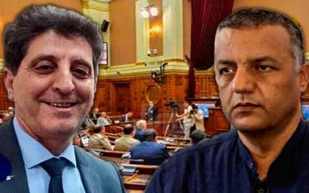 لجنة الشؤون القانونية ترفع تقريرها لرفع الحصانة البرلمانية عن علي طالبي و أحمد أوراغي