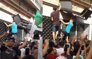 الحكم بـ18 شهر حبسا نافذا على 3 شباب خربوا لافتة سلطة الانتخابات بوهران