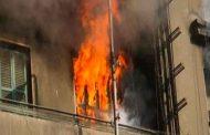 مقتل أربعيني حرقا في حريق نشببمسكن في وهران