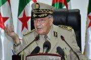 القايد صالح هو الأمر الناهي وفسحة الجمعة التي يقوم بها الشعب لم تعد تزعجه