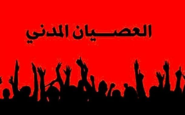إن لم ننتقل إلى مرحلة العصيان المدني ستصبح المظاهرات في الجزائر أكبر مهزلة في تاريخ البشرية