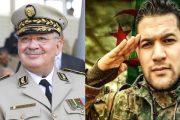 المخابرات الفرنسية ستسلم كنز المعارض أمير ديزاد لعميلها القايد صالح