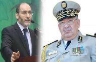 عبد الرزاق مقري أول سياسي يخلع رداء الخوف والعبودية ويقف في وجه القايد صالح