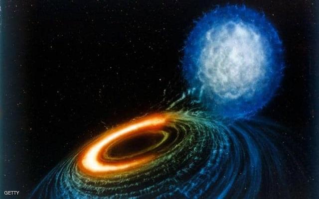 ثقب أسود كبير جديد في درب التبانة...