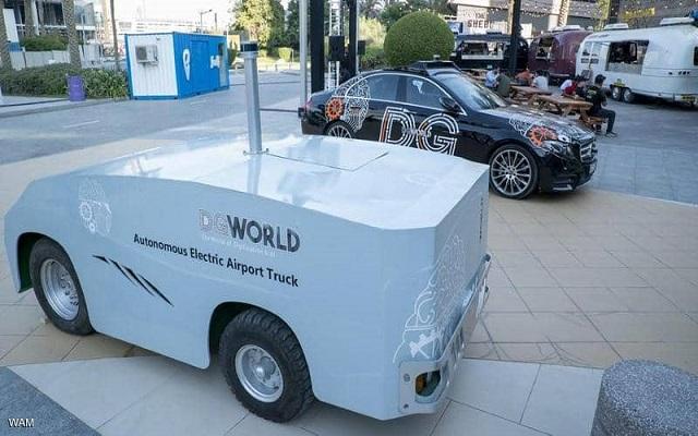 في دبي تجارب لعربات ذاتية القيادة...