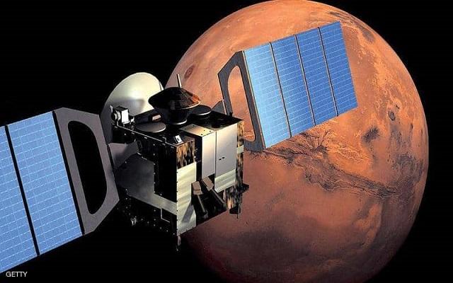 الصين ستطلق مركبة إلى المريخ...