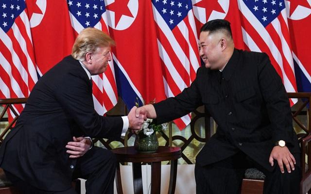 الولايات المتحدة تحاول إقناع كوريا الشمالية بالعودة للمفاوضات