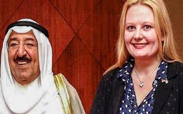 هربا من حكم بالسجن روسية تلجأ لسفارة بلادها في الكويت...