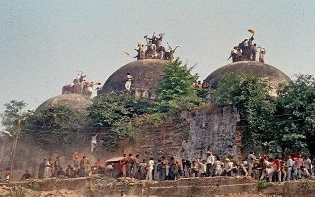توتر في الهند بعد سماح المحكمة ببناء معبد هندوسي في مكان مسجد