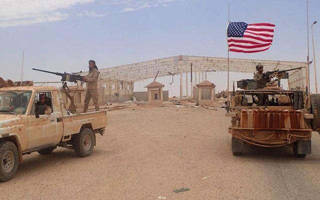 أمريكا ستأخذ نصيبها من الكعكة السورية