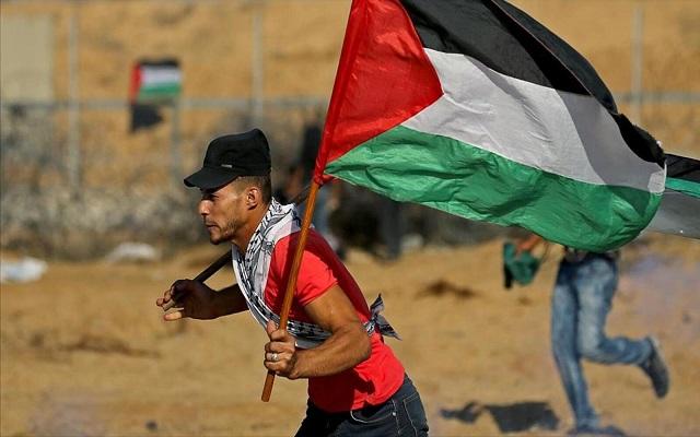 إصابة 70 فلسطينيا برصاص الصهاينة في غزة