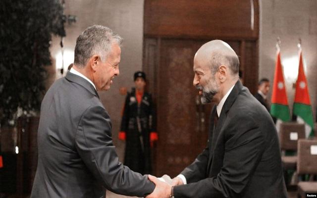 أخيرا استقالة الحكومة الأردنية