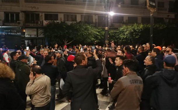 الحراك الشعبي : مسيرة ليلية رافضة للانتخابات و المترشحين بالعاصمة
