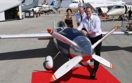 طائرة سباق كهربائية...