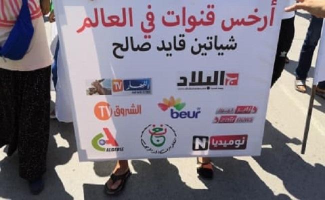 صحافة الجنرالات مظاهرات الجمعة لا قيمة لها وتحولت إلى فسحة جماعية للمرضى والعجزة