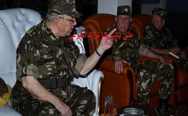 هل بسبب الصراع الليبي اللواء سعيد شنقريحة قتل الجنرال القايد صالح