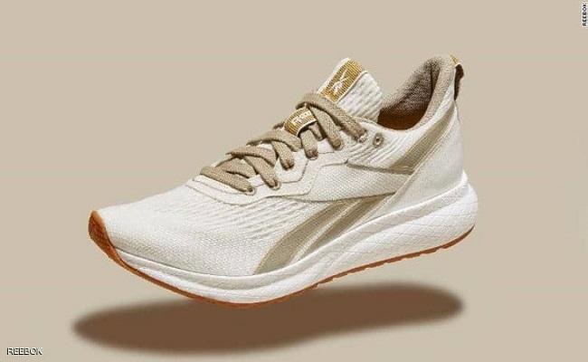 أول حذاء رياضي مصنوع بالكامل من مواد نباتية...