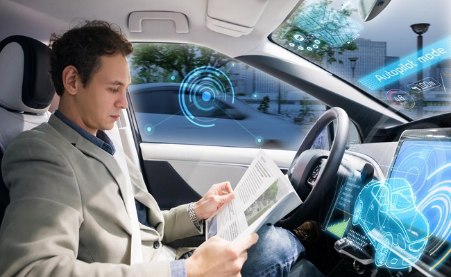 الذكاء الاصطناعي سيدعم السيارات في 2022...