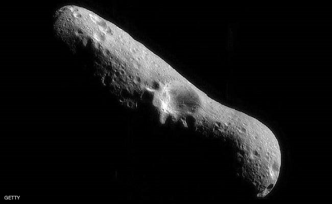 الصخرة العملاقة تقترب من كوكب الأرض...