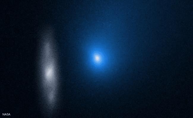 ناسا تنشر صورة مذهلة لمجموعة الشمسية