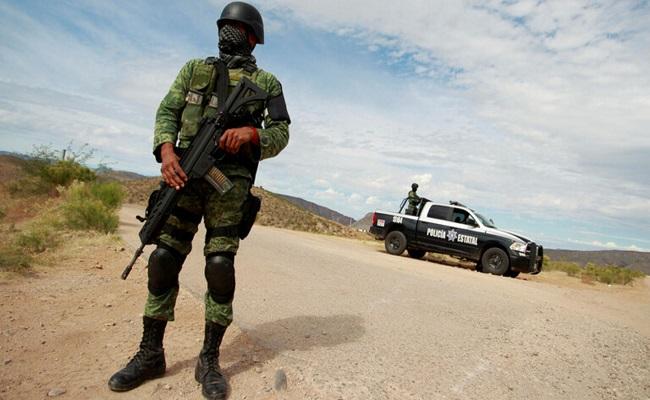 مقتل 14 شخصا في اشتباكات بين الشرطة وتجار المخدرات في المكسيك...