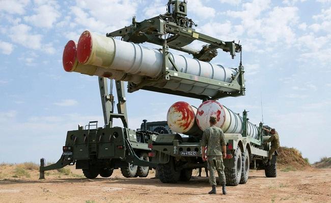 تركيا تطلب دفعة ثانية من صواريخ إس400