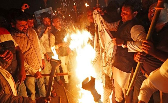منع تجمعات المسلمين في نيودلهي