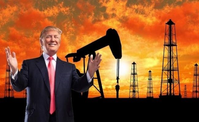 دونالد ترامب ما يهمنا في سوريا هو النفط فقط