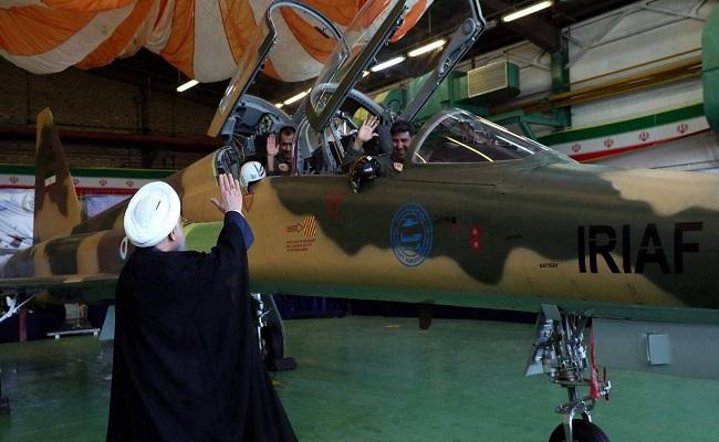 تحطم مقاتلة ومصرع طياريها في ايران
