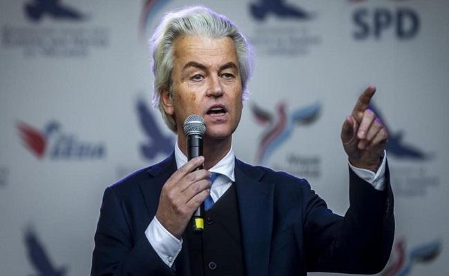 نائب عنصري هولندي يطرح مسابقة كاريكاتورية مسيئة للنبي محمد