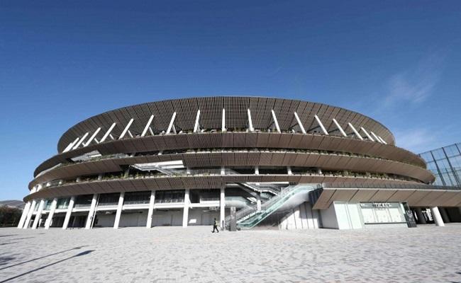 افتتاح ملعب أولمبياد طوكيو 2020...