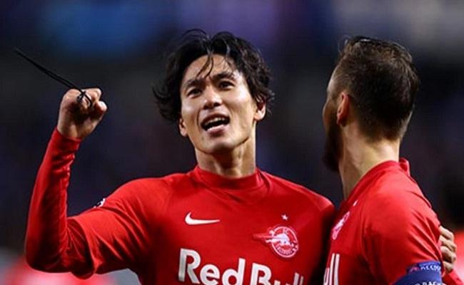 ليفربول يتعاقد مع تاكومي مينامينو رسميا