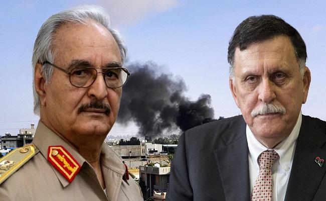 يجب الحوار بين كل الأطراف الليبية