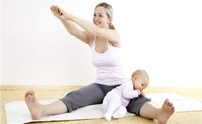 إذا كنتِ تعانين من زيادة الوزن بعد الولادة...