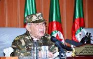 قايد صالح : انتخابات الـ12 ديسمبر