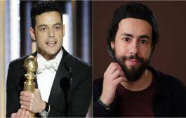 رامي مالك ورامي يوسف يتنافسان على جائزة أفضل ممثل في2020 Golden Globe...