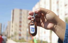 تسليم 89 مفتاح سكن عمومي إيجاري و 53 مقرر استفادة من قطع أراضي البناء الذاتي بغرداية