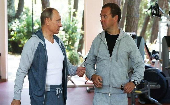 مطالب بوتين تفرض على الحكومة الاستقالة