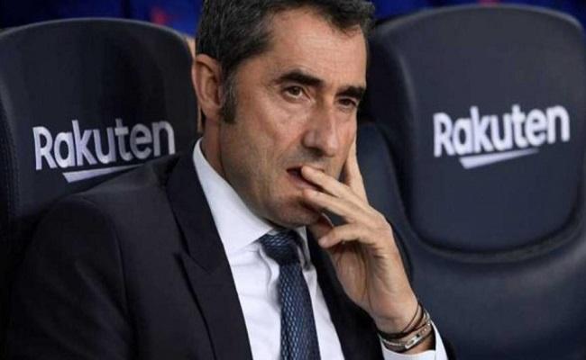 هل برشلونة ستقيل  فالفيردي...