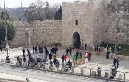 اعتقال فلسطينية حاولت طعن جنود إسرائيليين