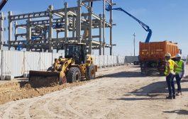 بشكل علني إسرائيل تبني جناحها في إكسبو 2020 دبي